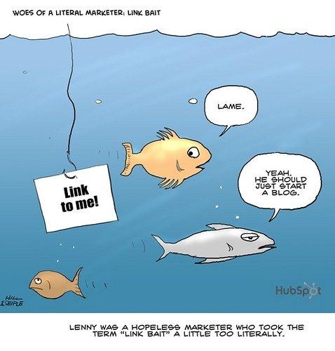 Hubspot - Link Bait