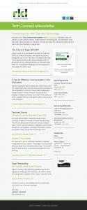 RKL eSolutions - Nurture Newsletter