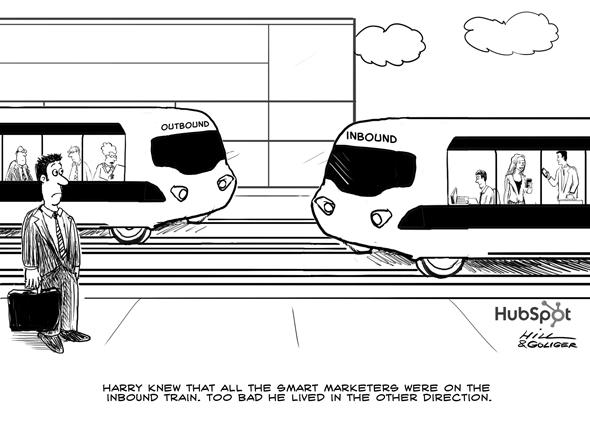Hubspot - Inbound Marketing Train