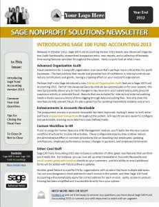 Sage Fund Accounting Newsletter Year End 2012